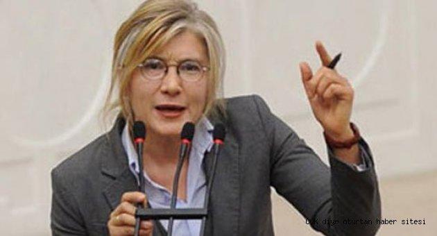 Emine Ülker Tarhan, CHP'den İstifa Etti