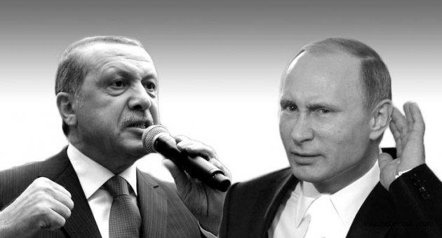 Erdoğan Putin'den özür diledi mi?