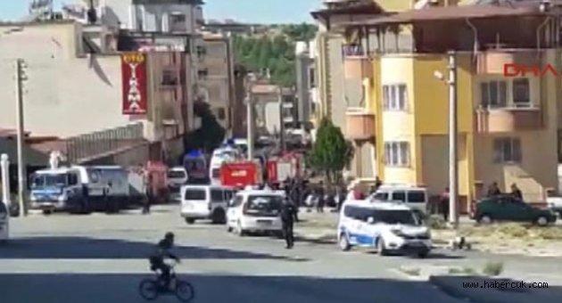 Gâziantep'te patlama, çok sayıda yaralı var