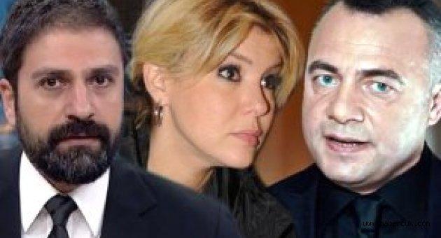 Gülben Ergen-Oktay Kaynarca Kavgasına Erhan Çelik de Karıştı