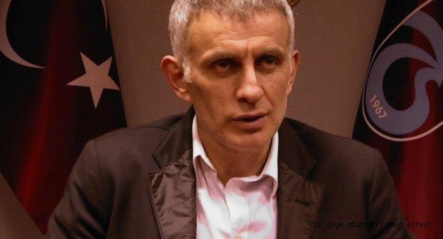 Hacıosmanoğlu ifadesini verdi: