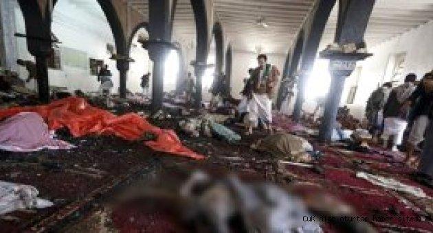 Işid Cuma'yı kana buladı :137 ölü