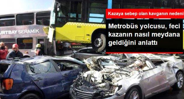 İstanbul'da literatüre geçecek ilginçlikte kaza