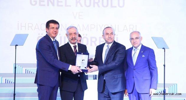 İşte Trabzon ihracat şampiyonları