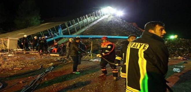 Karaman'daki maden ocağında son durum!