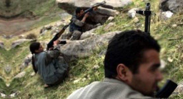 Kars'ta Terör Operasyonu: PKK'lılar Çembere Alındı