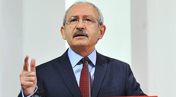 Kılıçdaroğlu: Bu teklif sopalı seçim hazırlığıdır