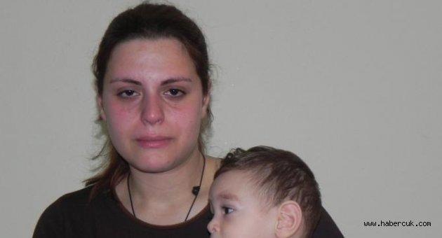 Bir annenin evladı için çaresizlik gözyaşları