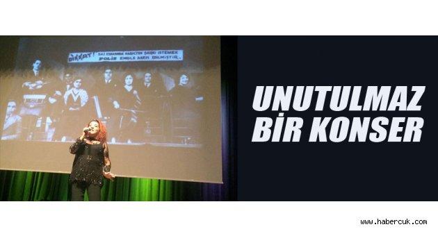 Muhteşem ses ilk kez Trabzon'da sahne aldı