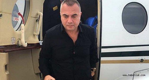 Oktay Kaynarca'nın Uçağı Zorunlu Olarak İniş Yaptı