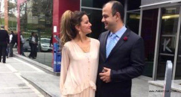 Oyuncu Yıldız Asyalı, Emre Vatansever'le Evlendi