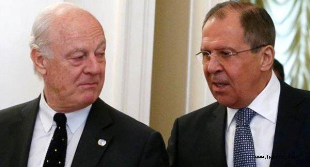 Rusya: Suriye-Türkiye Sınırı Kapatılsın