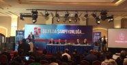 Trabzonspor Başkan adayı Muharrem Usta projelerini açıkladı