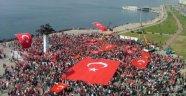 Laiklik mitingi Antalya'dan sonra Trabzon'da da yasaklandı