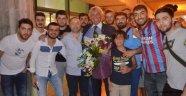 Ünlü kaleci Jean Marie Pfaff Trabzon'a geldi