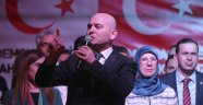Bakan Soylu Memleketi Trabzon'da Demokrasi Nöbetinde