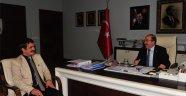 BİK'ten Başkan Gümrükçüoğlu'na ziyaret