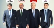 Davutoğlu'dan Kılıçdaroğlu ve Bahçeli'ye Telefon