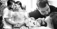 Fatih Terim'in kızı ve Trabzonlu damadının bebekleri oldu