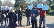 KTÜ öğrencilerinden Rektör Baykal'a suçlama