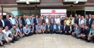MHP Trabzon kampa girdi