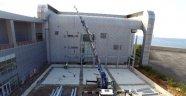 Olimpik Sporcu Fabrikası İnşaatı Sürüyor