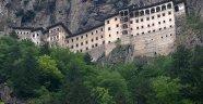 Sümela Manastırı da restorasyon kurbanı