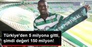 Trabzon sattı değeri 150 milyon oldu