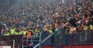 Trabzon seyircisiz kazanıyor