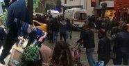 Trabzon'da Güpegündüz Silahla Yaralama