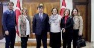 Trabzon'da hasta yakınları için bir adım