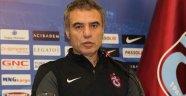 Trabzonspor'da Ersun Yanal şoku!
