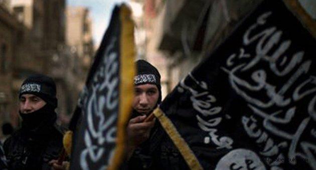 Terör örgütü IŞİD ateş açtı