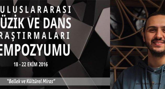 Trabzon'da Dans ve Müzik Konuşulacak