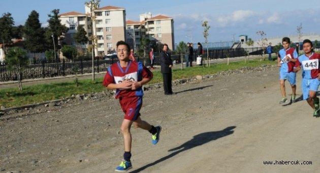 Trabzon'da Kros Gençler Ve Yıldızlar Müsabakaları Sona Erdi