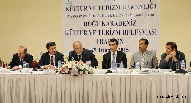 Trabzon'da Lafontenden masallar