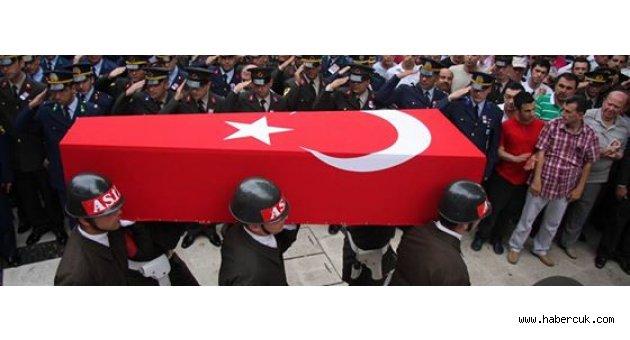 Trabzonlu komutan Sur'da şehit oldu