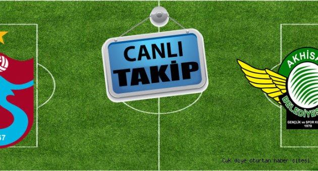 Trabzonspor-0 Akhisar -0