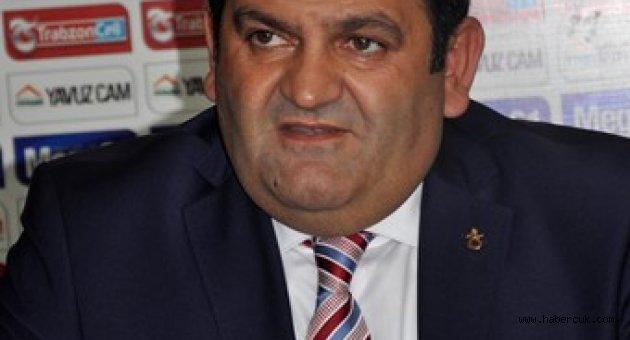 Trabzonspor başkan adayı Eyüboğlu'ndan açıklama