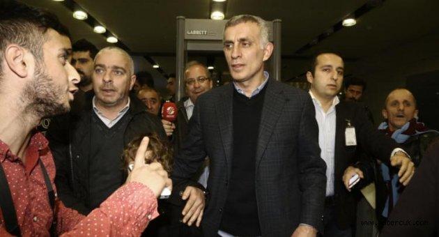 Trabzonspor 'da Şok İddia.. Kombineci Şakşakçılar Devrede Mi?