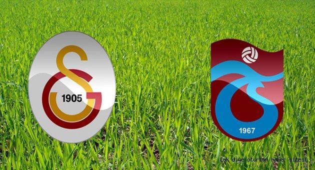 Trabzonspor-Galatasaray maçı hakemi belli oldu