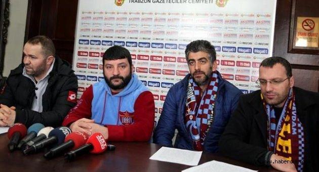 Trabzonspor taraftarları da isyan etti