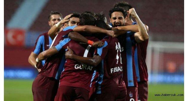 Trabzonspor'un kurtuluş gecesi