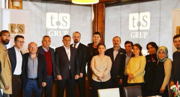 Trabzon'un 4 ortaklı şirketi her anlamda örnek oluyor