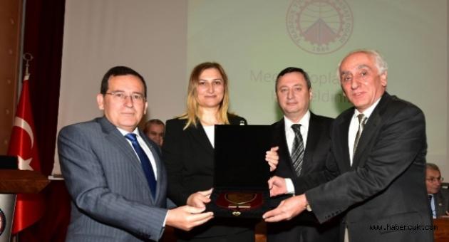 TTSO'da yeniden Eren ve Hacısalihoğlu