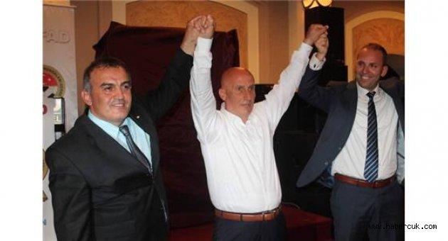 Tüfad Trabzon Şubesi'nin yeni başkanı Hayri Tekelioğlu oldu