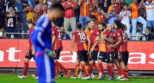 Türkiye kupası Galatasay'ın
