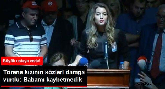 Türkiye Tarık Akan'ı gözyaşıyla uğurladı