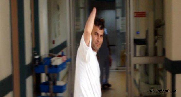 Türkiye'nin 3'üncü çift kol nakli, sol kolla başladı