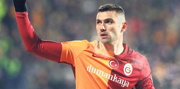 Burak Yılmaz'dan Trabzonspor açıklaması